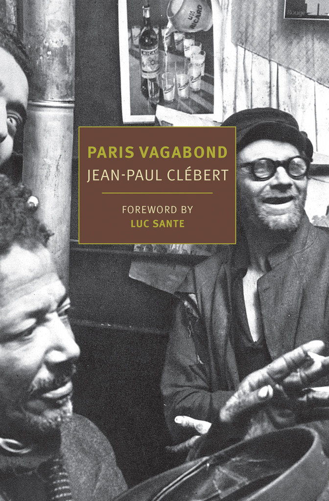 Jean-Paul Clébert-Paris Vagabond